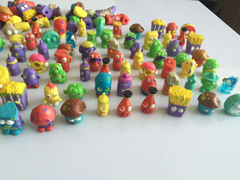 Newest Collectable Toys For Kids The Trash Pack Trashies