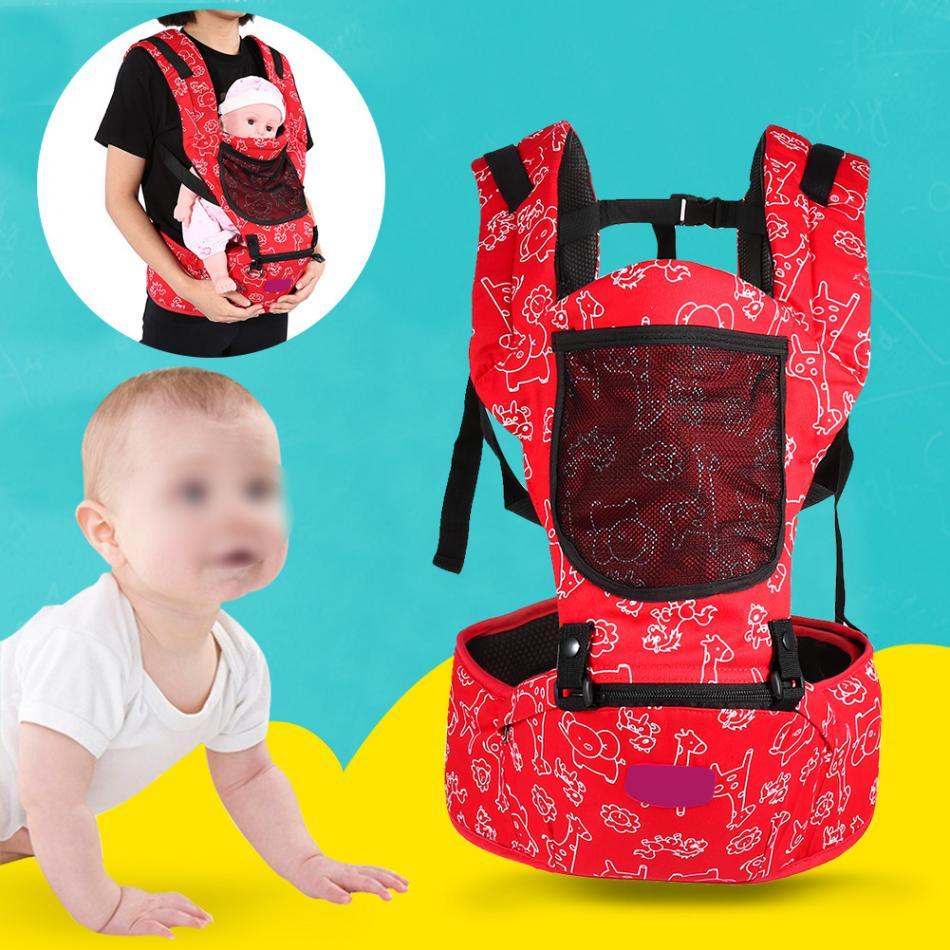 Säugling Baby Neugeborenes Träger Ergonomische verstellbare Wrap Sling Strap HOT