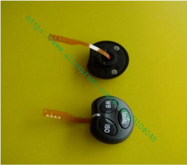 NEW Top Cover Button For Nikon D200 Left QUAL WB ISO Button Key Digital Camera Repair Part