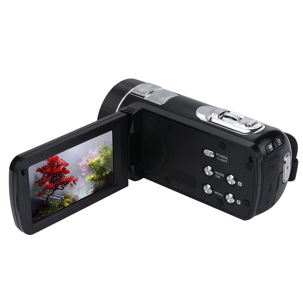 Image 4 - Video Camera Camcorder HD 1080P 24.0MP 18X Digital Zoom Camera Night Vision 20A Drop Shipping-in Consumer Camcorders from Consumer Electronics