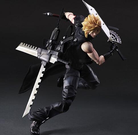 Final Fantasy Cloud Action Figure