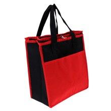 1 шт. Портативная сумка для ланча сумка для пикника Сумка для пикника