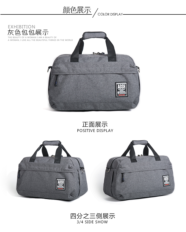 77efe8fa6e SWYIVY Flax Cotton Small Size Gym Bag For Men And Women Fitness ...