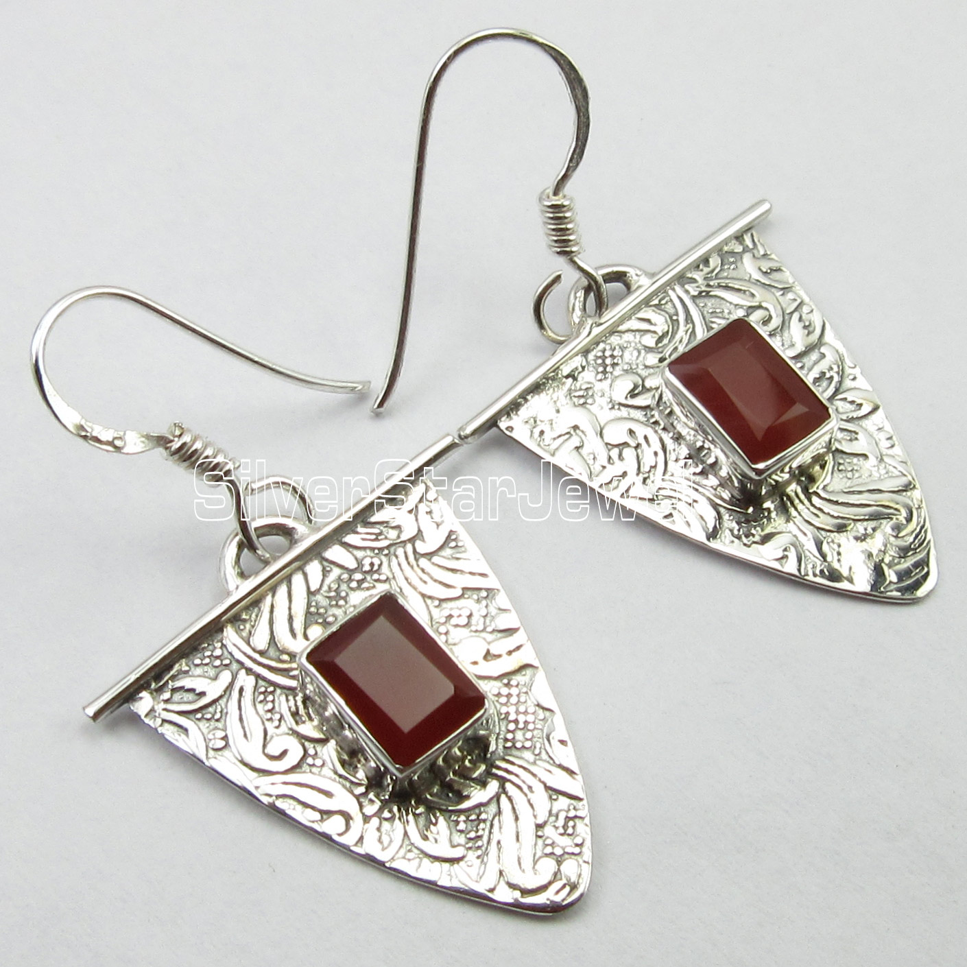 qigong earringsemei earrings carnelian product empowered