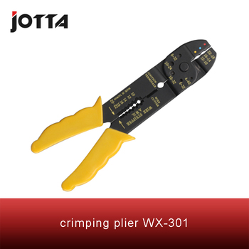 WX-301 crimping tool crimping plier 2 multi tool tools hands Multi-functional crimping stripping plier hs 06wf2c europ style ratchet crimping tool crimping plier 0 5 2 5mm2 tools hands pliers multi tool
