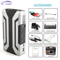 Auto Car Jump Starter 18000 Mah Portable Power Bank Car Charger Booster For Petrol 8.0 L Diesel 6.0 L With 1000a Peak Current