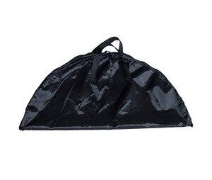 Image 2 - Black Professional Ballet Tutu Bag Rose Red Waterproof Oxford Foldable Soft Ballet Bags Ballet Tutu Case Package