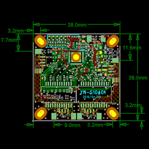 Image 5 - Mini PCB anahtar modülü PCB OEM modülü mini size3Ports Ağ Anahtarları PCB kartı mini ethernet anahtar modülü 10/100 Mbps OEM/ ODM