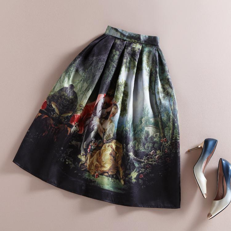 Compare Prices on Full Midi Skirt- Online Shopping/Buy Low Price ...
