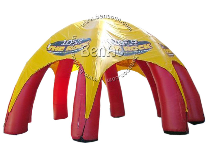 T048 10m*10m  inflatable spider tent advertising Inflatable tent Inflatable party tent Outdoor events tent with blower 6x3mh inflatable spider tent advertising inflatable tent inflatable party tent outdoor events tent