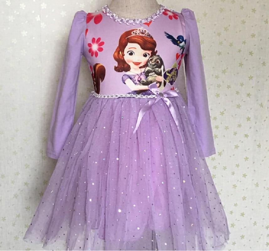 Anna Elsa disfraz Sofia vestido infantil fever Elsa traje vestido Rapunzel  jurk disfraces niños vestido Niñas 6b03094d96a8