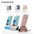 2017 Новые Красочные Колыбели Зарядное Устройство Станции Синхронизации USB Кабель для Передачи Данных зарядное устройство Док-Станция Для iPhone 7 6 6 s Plus SE 5 5S 5C