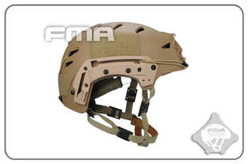Free shipping 2017 NEW FMA Bump EXFIL Lite Tactical Helmet Tactical Military Airsoft Sports Safety & Survival