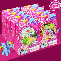 Children S Games Garden Babies Jigsaw Puzzles Ponies 100 Pieces Of DIY Hut Paper Toy Gifts