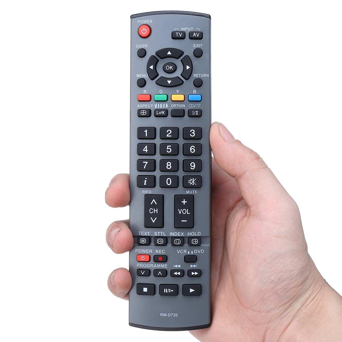 TX-37LXD80A TH-46PZ800A TH-50PZ800A Panasonic Remote Control  N2QAYB000228