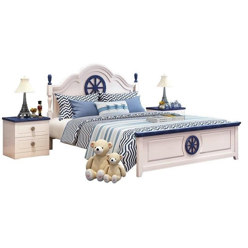 Yatak Ranza Children Mebles Infantiles Hochbett Bedroom Wood Muebles De Dormitorio Cama Infantil Wooden Baby Child Furniture Bed