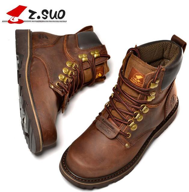 1c1889232 جديد الرجال عالية عمال أحذية برقبة طويلة مقاومة للماء المطاط باطن مارتن  الأحذية الرجال في الهواء