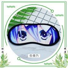 Anime Gintama Naruto cosplay eye mask Aotu World Anmicius Okita Sougo Grey Ray Touken Ranbu Online fashion cartoon eyes masks