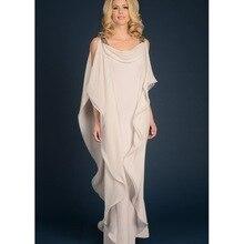 Платья для мамы невесты размера плюс, Длинные свадебные платья с оборками и бисером, платья для мам на свадьбу