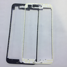 Hot sell 10pcs/lot Front frame with hot glue For iPhone 7Plus 5.5″ LCD Touch Screen Middle Frame Bezel screen holder Housing