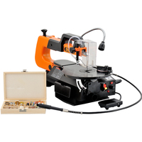 Lahua wire saw machine desktop jig saw desktop woodworking table saw