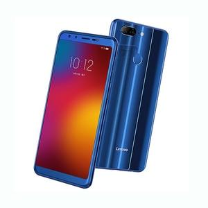 Image 2 - Versión Global Lenovo K9 4GB 32GB teléfono inteligente 13MP cuatro cámaras de 5,7 pulgadas 18:9 Android 8,1 Helio P22 Octa core 4G teléfono móvil 3000mAh
