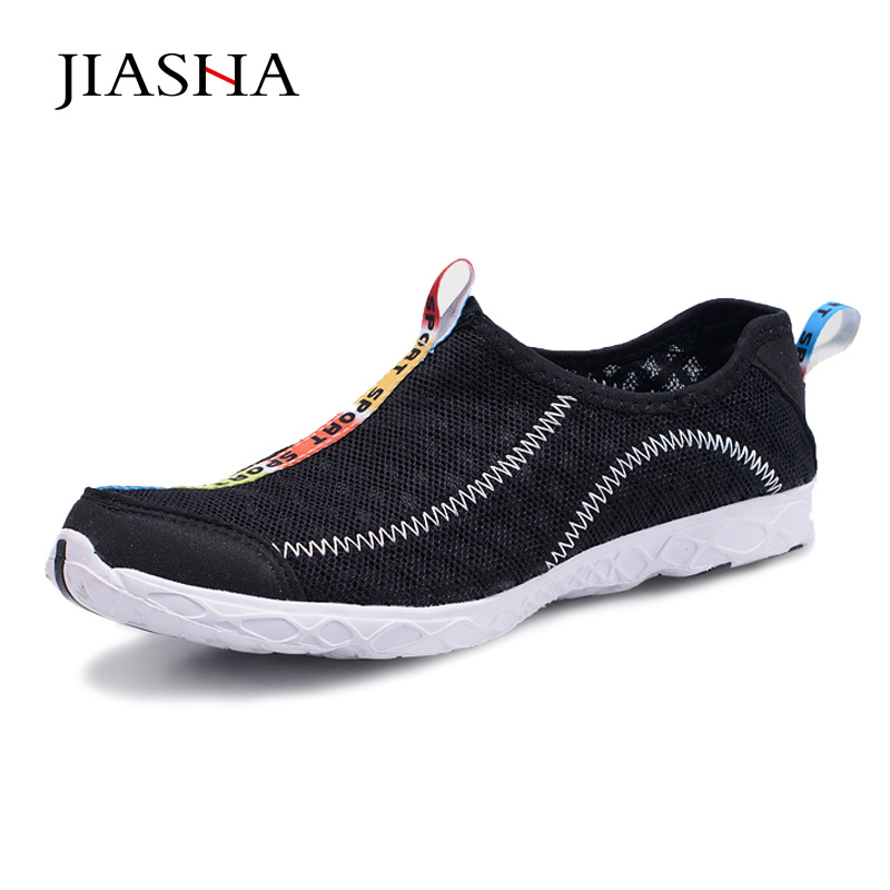 Women casual shoes 2017 new mesh Breathable cozy light shoes woman free shipping candy color women garden shoes breathable women beach shoes hsa21