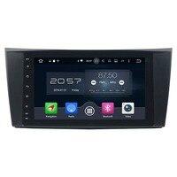 Octa Core 8 Android 6 0 Car Audio DVD GPS For Mercedes Benz E Class W211