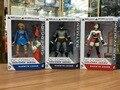 DC COMICS Série do Desenhista Darwyn Cooke Harley Quinn Batman Supergirl PVC Action Figure Coleção Brinquedos Modelo 7 18 cm