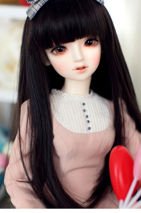 1/4 scale doll Nude BJD Recast BJD/SD Kid cute Girl Resin Doll Model Toys.not include clothes,shoes,wig and accessories A15A234 кукла bjd od 1 4 bjd sd only doll
