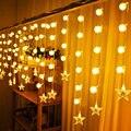 Ferien led lichterketten weihnachten hochzeit home party led licht wasserdichte outdoor löwenzahn mix starten dekoration licht-in LED-Kette aus Licht & Beleuchtung bei