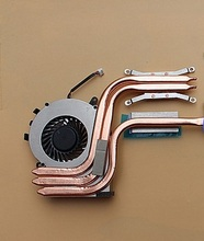 Laptop Heatsink&Fan For MSI GE72VR 6RF MS-179B 0.55A 5VDC PAAD06015SL N372 N366 E322500142A E322500143A недорго, оригинальная цена