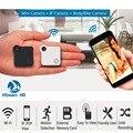 CCTV Wi-Fi HD 720 P Мини Камеры SD Card Видеокамера Для Смартфон APP Live View Contro