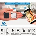 CCTV Wifi HD 720P Mini Camera SD Card Video Camera Recorder For Smartphone APP Live View Contro