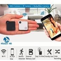 CCTV Wifi HD 720P Mini Camera SD Card Video Camera Recorder For Smartphone APP Live View