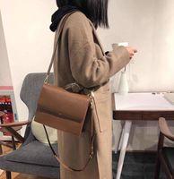 Real Leather Shoulder Bag Luxury Handbags Women Bags Designer Shoulder Strap Antique Minimalist Leisure Clutch Lady Lunch Bag
