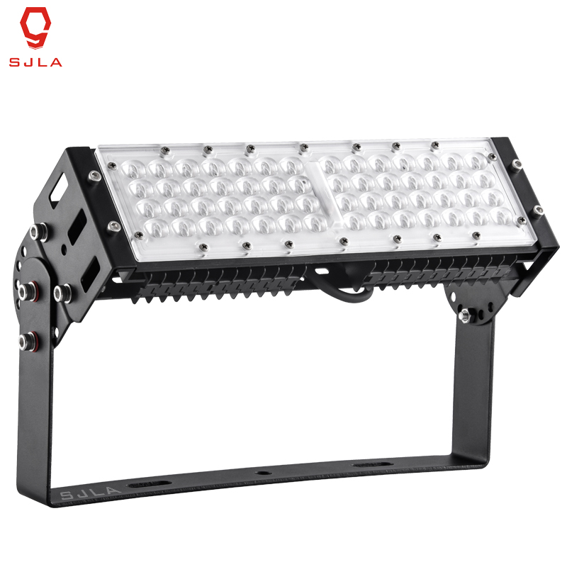 цены  Outdoor Lighting Waterproof IP65 Warranty 5 Years 50W 100W 150W 200W 85-265V Square Street Landscape Powerful LED Flood Light
