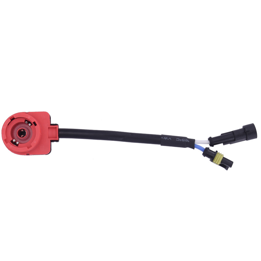 D2S D2C D4S D4R Socket Plug Converter HID Lamp Socket Kabel D2S lamp - Autolichten