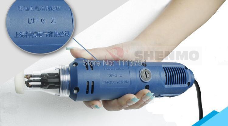 New Handheld Magnet wire Stripping Machine Model DF 6 II, wire ...