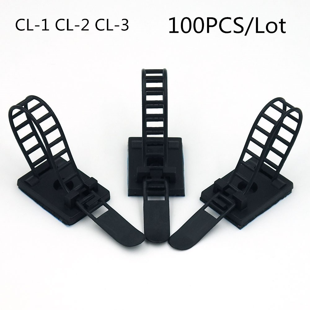 Popular 3m cable ties buy cheap 3m cable ties lots from china 3m cable - Cl 1 Cl 2 Cl 3 White And Black Sticky Adjustable Wire Ties