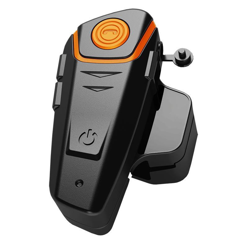 Prix pour 1000 M FM Moto Interphone A2DP BT Bluetooth Sans Fil Étanche Interphone Casque Casque Écouteur Nouveau