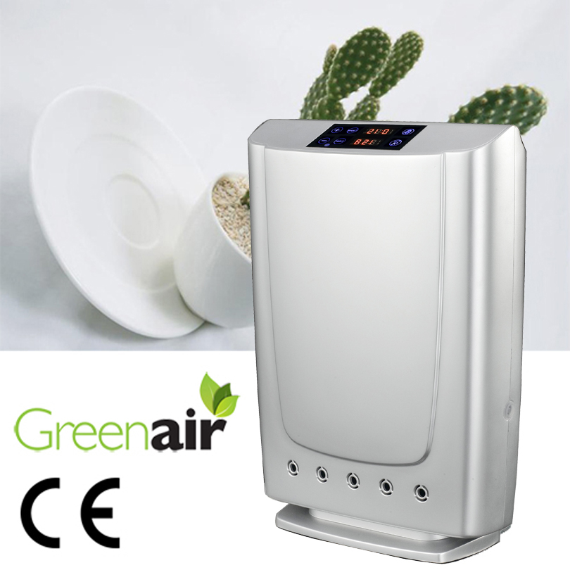 Plasma and Ozone Air Purifier for Home Office Air Purification and Water Sterilization