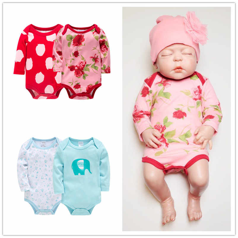 5e203fc30f957 Detail Feedback Questions about 2PCS Newborn Bodysuit Baby Clothing ...