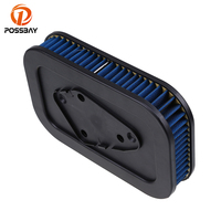 POSSBAY For Harley Sportster 883 1200 2004 2014 Motorcycle Motorbike Air Cleaner Filter Intake Cleaning Scooter Cafe Racer