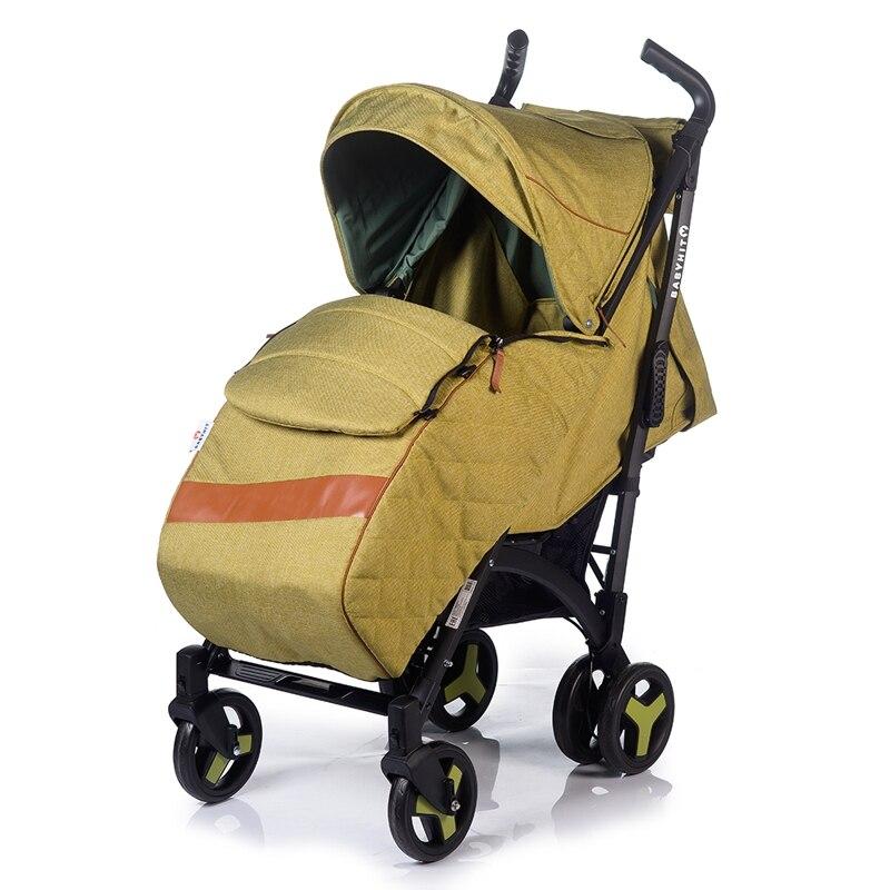 Коляска-трость Babyhit Rainbow XT коляска трость babyhit matoz polo коричнево зелёная
