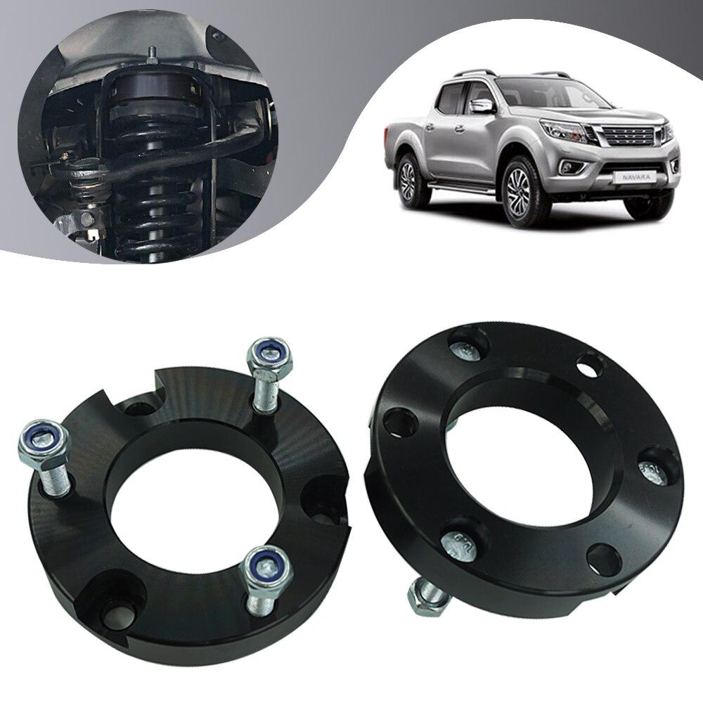 Coil Spacers Front Suspension Voor Nissan Navara D40 np300 Lift Up Kits Strut Schokken Absorber Lente Verhogen