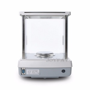 Image 4 - U.S. Solid 220 x 0.0001 g 0.1mg Analytical Balance Lab Digital Electronic Precision Weight Scale