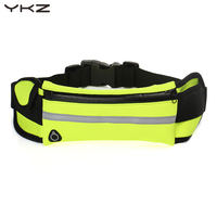 Waist Bag Waterproof Sport Accessories Universal Phone Case Nylon Pouch Mobile Phone Holder For IPhone 6s