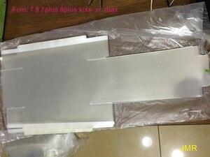 Image 2 - 100ชิ้น/ล็อตใหม่ห่อพลาสติกซีลฟิล์มกล่องบรรจุภัณฑ์เครื่องซองจดหมายเมมเบรนสำหรับIphone 12 Pro 117 8P X XS XR Max US UKรุ่น