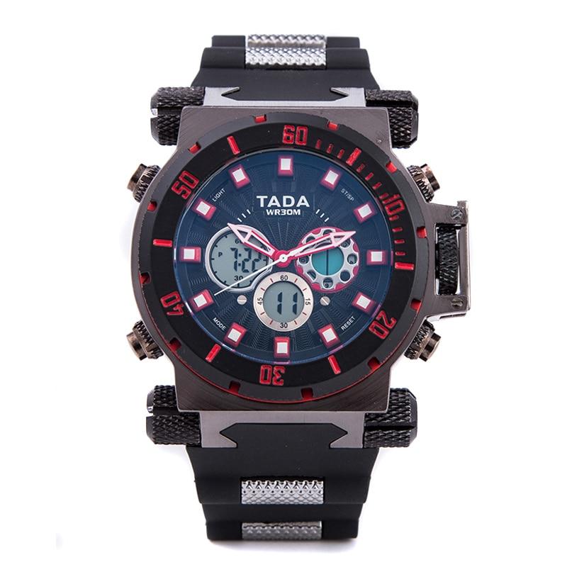 Naujas dizaineris viršų prabangus prekės ženklas TADA vyrų - Vyriški laikrodžiai - Nuotrauka 5